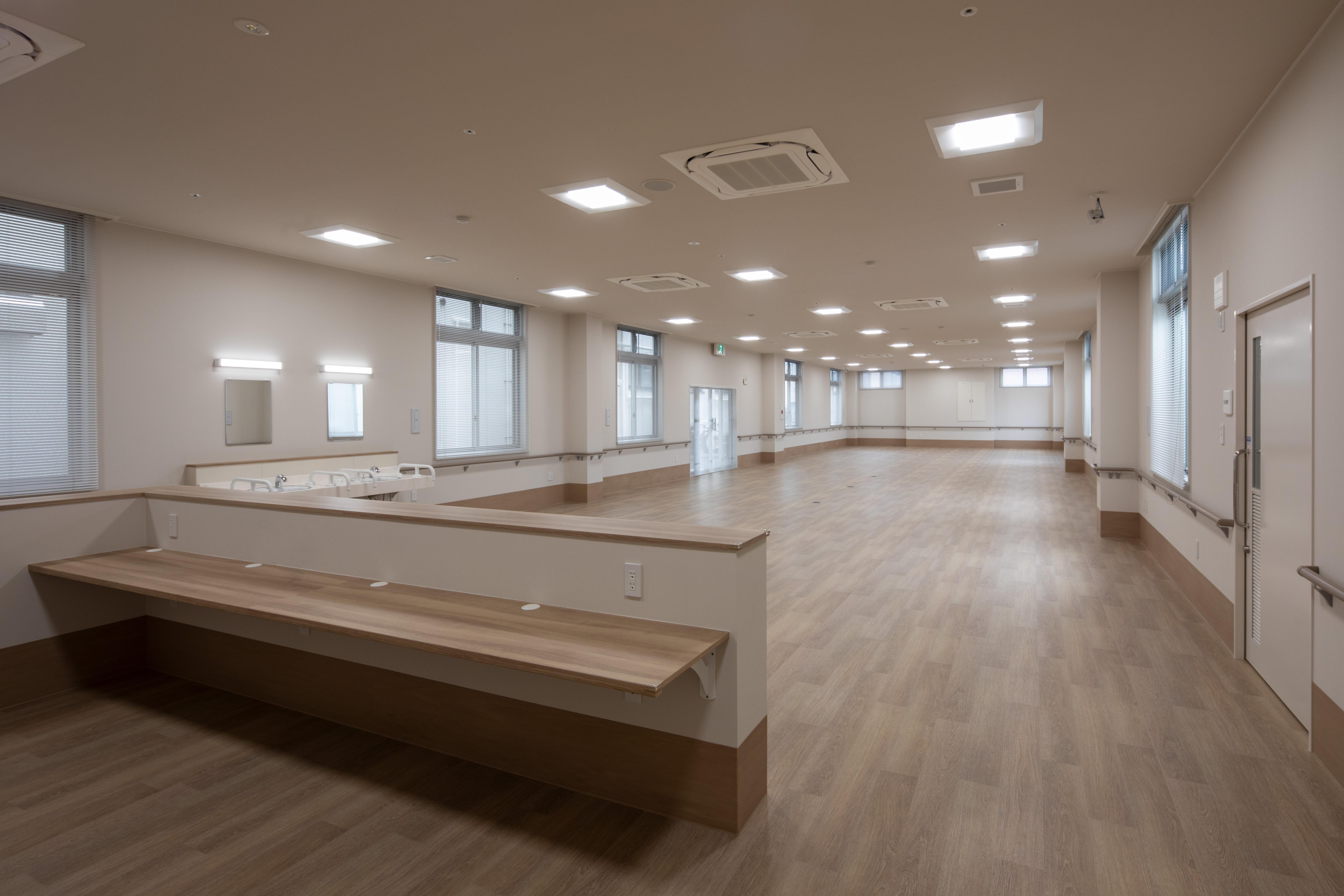 09_1階リハビリテーションセンター